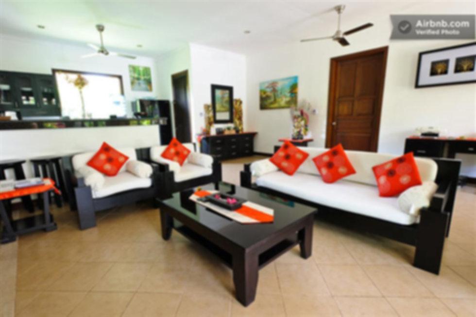 Zen Villa Sanur Bali with airbnb