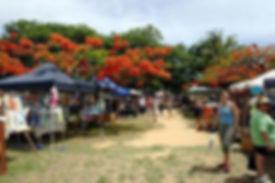 Port Douglas Markets.