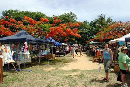 Port Douglas Markets.