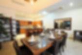 Villa Apsara Dining Area