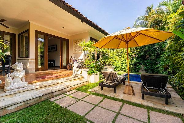Sanur Accommodation with Zen Villa