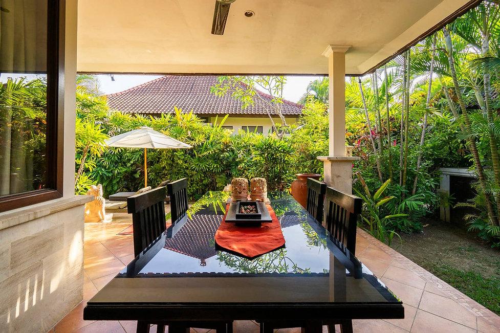 Zen Villa Al Fresco Dining
