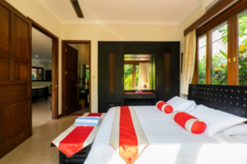 Zen Villa Main Bedroom