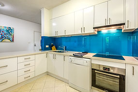 Beautiful Blue Splashbacks