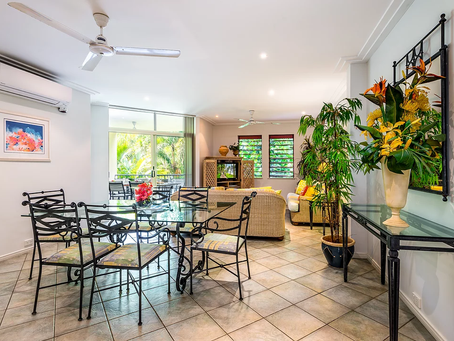 Oasis 8 Palm Cove yet again scores a great review from an Ironman stay 4th June 2021