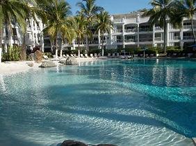 Beach Club Lagoon Pool