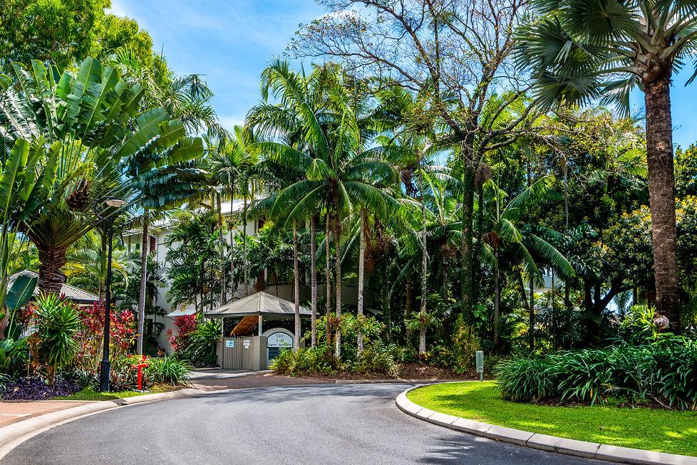 Oasis Resort Grounds