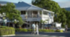 Historic building in Port Douglas
