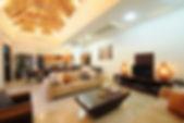 Villa Apsara Living Area