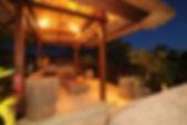 Villa Apsara Romantic Night Setting