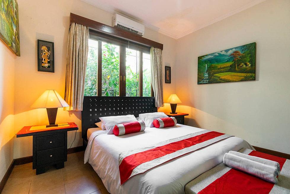 Zen Villa Bedroom Two