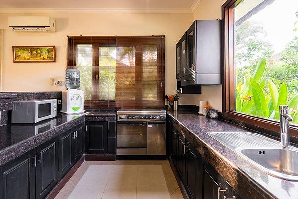 Zen Villa Kitchen