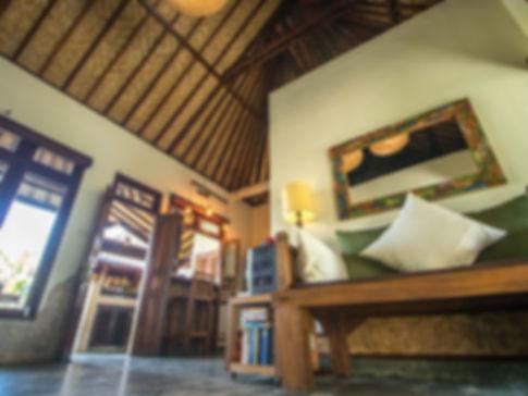 Restful Living area