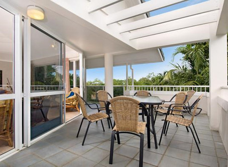 Palm Cove Penthouse strikes back for top position in Palm Cove.