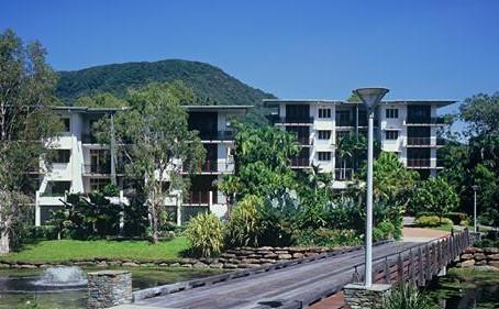 Croc moves into Palm Cove Resort