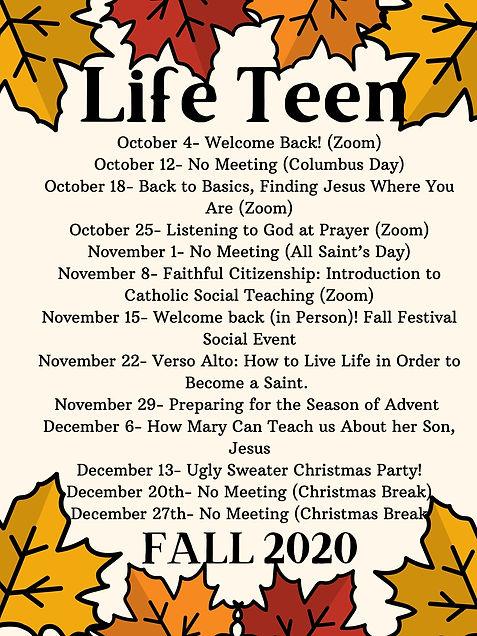 Life Teen Schedule Fall 2020.jpg