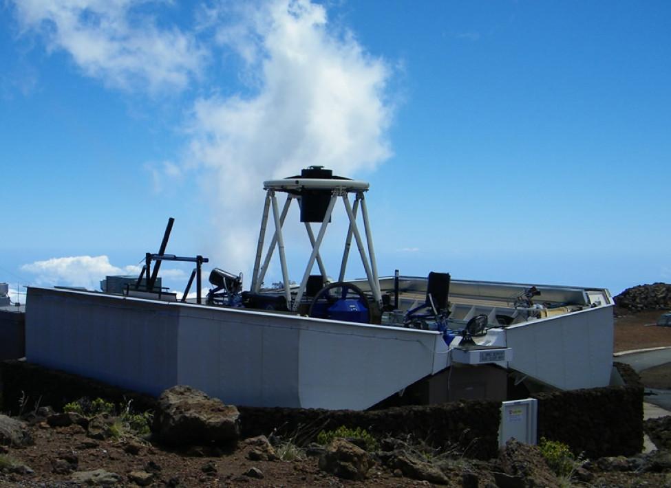 LCO's Faulks Telescope North