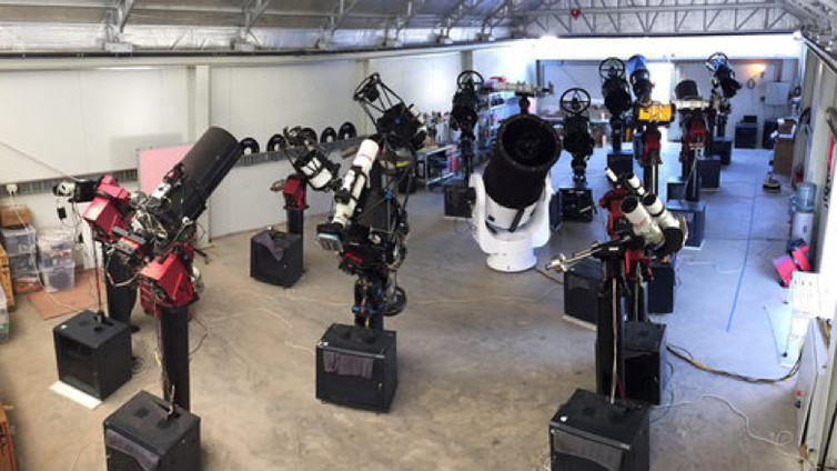iTelescope Telescopes in Australia