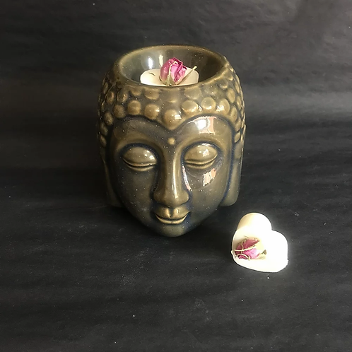 Buddha Head Wax Melter