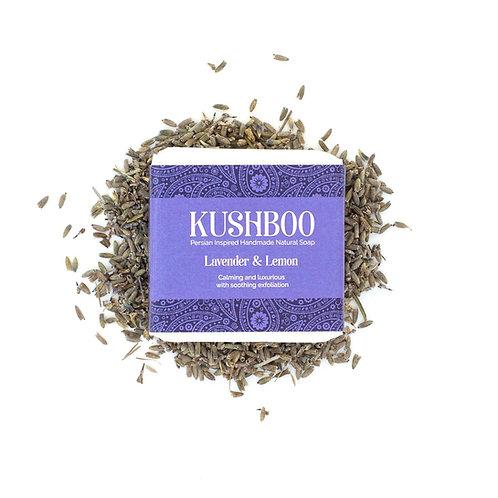 Lavender and Lemon Kushboo Soap