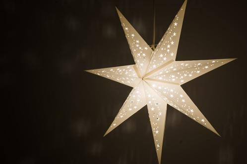 Venus Brilliant White Paper Star light