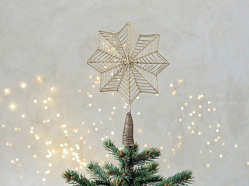 Ngoni Christmas Star Topper
