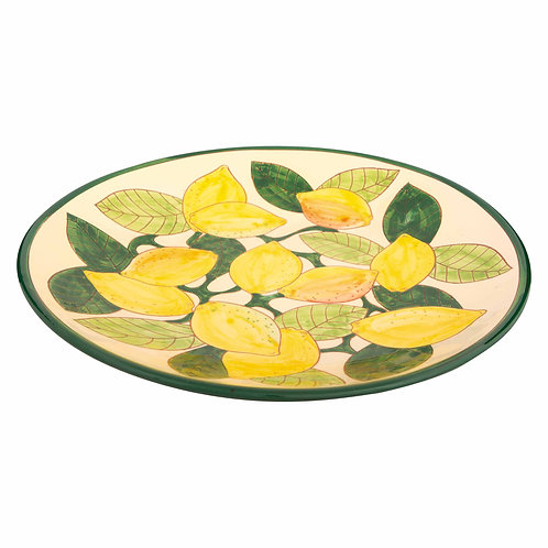 Lemon and Limes Large Platter