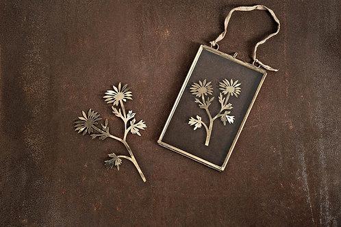 Kiko Brass Dandelion Small