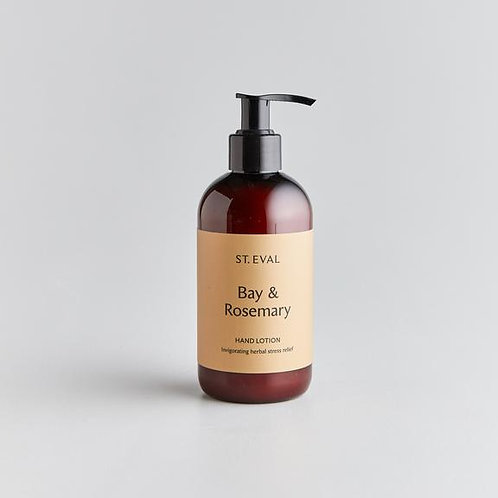 Bay and Rosemary Scented Hand Lotion
