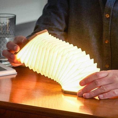 Bamboo Accordion Lamp