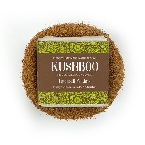 Patchouli and Lime Kushboo Soap