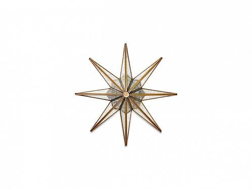 Layia Decorative Glass Star