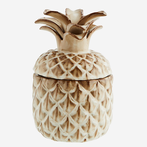 Pineapple Jar with Lid