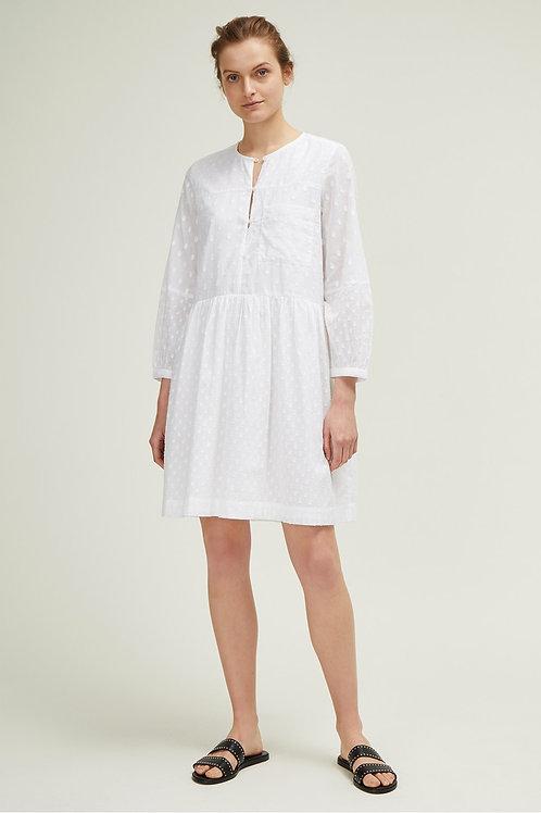Rockaway Dobby Shirt Dress