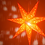 Thumbnail: Venus Orange Paper Star Light