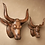 Thumbnail: Arba Wooden Cow Head