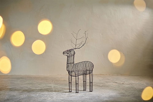 Bassam Standing Reindeer