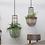 Thumbnail: Abari Caged Hanging Planter