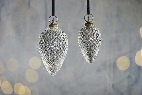 Harini Giant - Antique Silver - Large