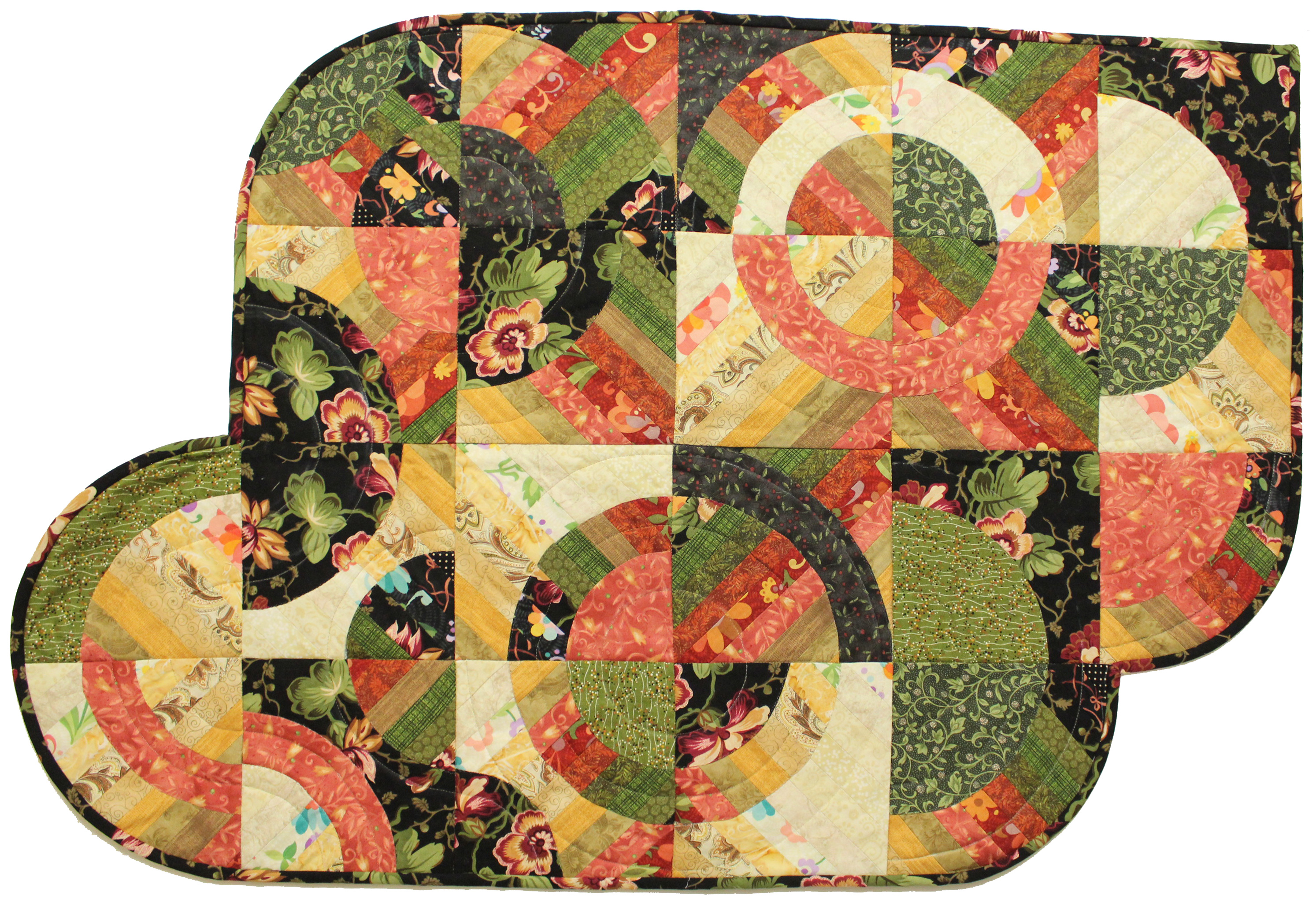 Round and Round Placemats