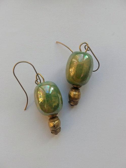 Ceramic olives