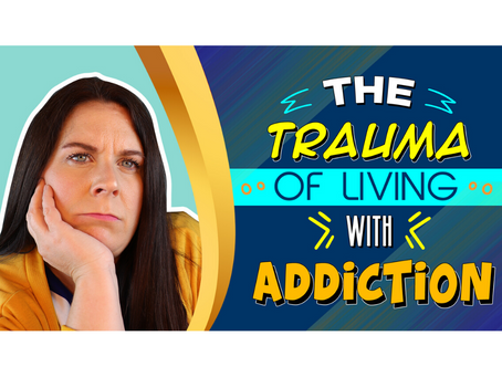 Why Living With an Addict Causes Betrayal Trauma