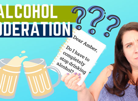 Alcohol Moderation- Can people cut back OR do they have to stop completely?
