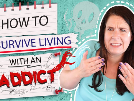 Living With an Alcoholic or Addict?