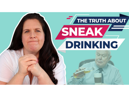 Hidden Alcoholism and Sneak Drinking