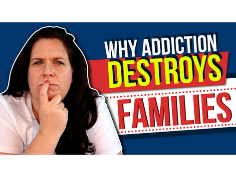 Family Disease Model Of Addiction Explained (A practical explanation)
