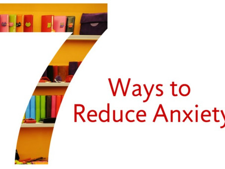 7 SKILLS TO HELP MANAGE ANXIETY