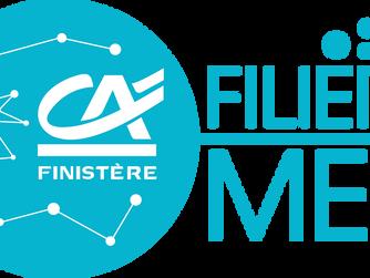 La Filière Mer du Crédit Agricole du Finistère via sa Fondation, partenaire d'EcoNav sur la sema