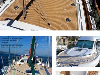 """L'alternative écologique pour les ponts de bateaux: """"Le confort et la sécurité d'abord&"""