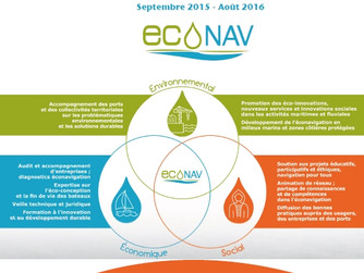 Rapport d'activités EcoNav 2016